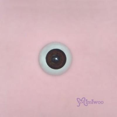 GF24SC10 Super Dollfie Pullip Luts Acrylic Eye 24mm Dark Brown