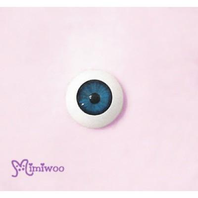 GF26A02M Super Dollfie SD Blythe Acrylic Eye 26mm Dark Blue