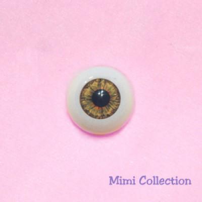 GF26R12 Super Dollfie SD Pullip Luts Acrylic Eye 26mm - Yellow