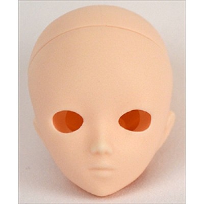 HD-PB-2706W Parabox AKI Head Obitsu 21-27cm Girl Slim Man White