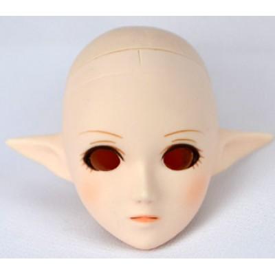 HD-PB-FAIRY Obitsu 27cm 25cm Female White Skin Makeup Head Fairy