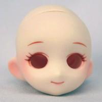 HD-PB-MOM Parabox Momo Makeup Head White Skin fit Obitsu Body