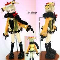JPD013 Cherry Milk MSD Mini Super Dollfie Dress Senkou no Ronde
