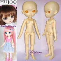 Hujoo Girl 24cm Berry Basic Dollfie Open Eye Natural KHB001N