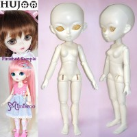 Hujoo BERRY 24cm Girl bjd Doll Open Eye White Skin KHB001W