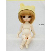 KHB005N Hujoo Baby Doll New Suve Nude Body Open Eye Apricot Skin