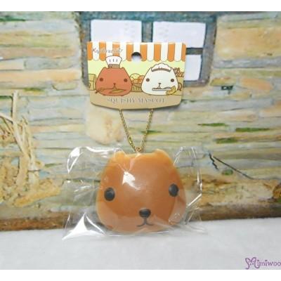 Kapibara San Squishy Mascot Kapibarasan pressure release soft material - BROWN 619303