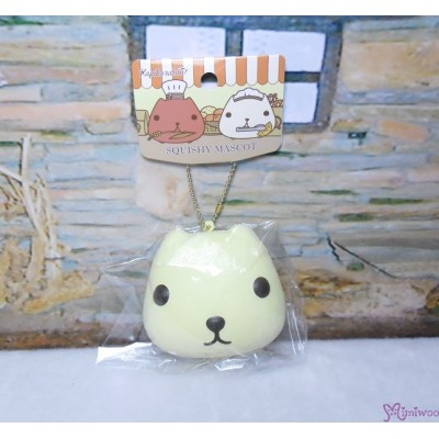 Kapibara San Squishy Mascot Kapibarasan pressure release soft material - WHITE 619310