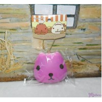 Kapibara San Squishy Mascot Kapibarasan pressure release soft material - PURPLE 619327