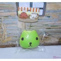 Kapibara San Squishy Mascot Kapibarasan pressure release soft material - GREEN 619334