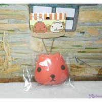 Kapibara San Squishy Mascot Kapibarasan pressure release soft material - RED 619358
