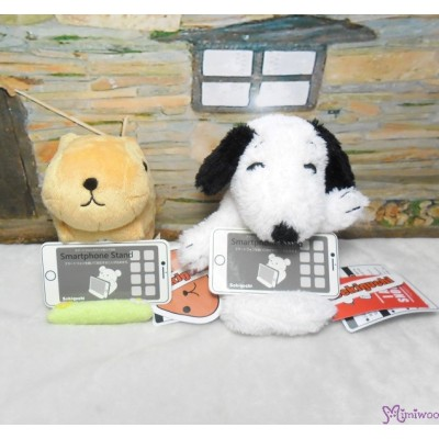 Snoopy Smartphone Stand Plush Phone Holder 681150