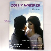 MDW001 Mimi Collection Dolly Whisper Magazine Doll Book Vol.1
