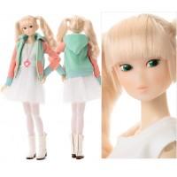 218790 Sekiguchi Momoko 27cm Girl Figure Doll MERRY GO ROUND
