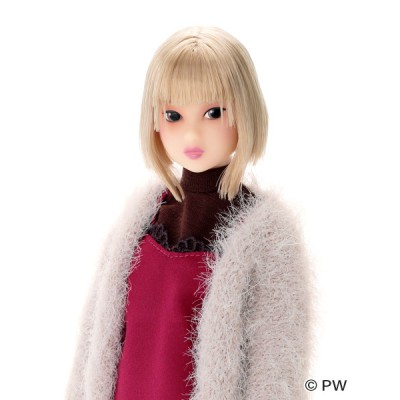 "Petworks CCS Momoko 17AW Girl Fashion Doll (FREE Ship Worldwide) 1117121 ""PRE-ORDER"""
