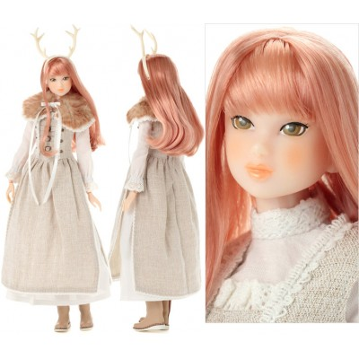Momoko 27cm Fashion Girl Doll My Deer Friend ~ PRE-ORDER ~