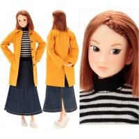 Momoko 27cm Fashion Girl Doll Mimosa Moon ~ PRE-ORDER ~