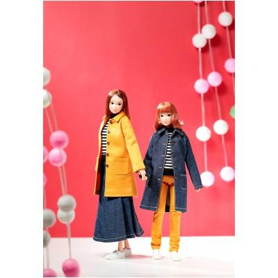 Momoko 27cm Fashion Girl Doll Mimosa Sun ~ PRE-ORDER ~