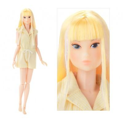 Wake Up momoko DOLL WUD027 Wakup Yellow Fashion White Skin Girl 219780