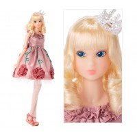 Sekiguchi Momoko Shirley Temple 27cm Girl Doll Pink Rosie Dress 219445