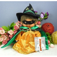 Monchhichi S Size 22cm Plush Halloween Witch MCC 220730