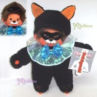 Monchhichi S Size 22cm Plush Halloween Black Cat MCC 220740