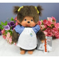 Monchhichi 18ccm Plush Dressed MCC One Piece Girl 222630