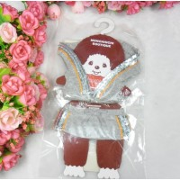 Monchhichi S Size Boutique Outfit Top + Skirt 231090+231100