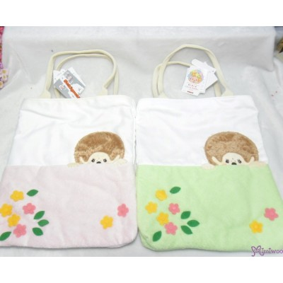 Monchhichi Pastel Flower Series - Pink Bag (3D Tail) 231300