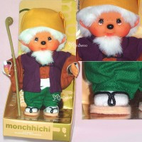 Monchhichi S Size Japan Limited Romantic Story MCC - Elder 231540