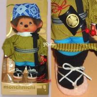 Monchhichi S Size Japan Limited Romantic Story MCC - Boy 231550
