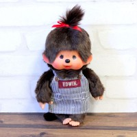Edwin x Monchhichi Ver. 2 Limited MCC M Size Overall Jeans Girl 232547