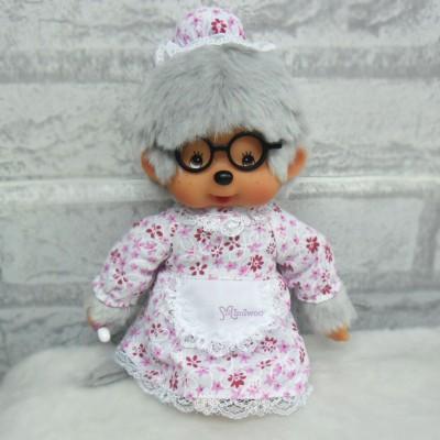 Monchhichi S Size Plush MCC Grandma 233150