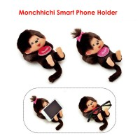 Monchhichi Smart Holder Plush Phone & Glasses Stand Boy & Girl 233939+233946