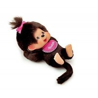 Monchhichi Smart Holder Plush Phone & Glasses Stand Girl 233946