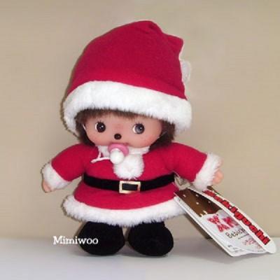 Bebichhichi S Size Plush BBCC Christmas Santa Boy 234520