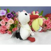 Monchhichi Bebichhichi Birthday Give Birth Crane Ball Chain Mascot Keychain 235050