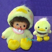 Bebichhichi Monkey Plush Animal BBCC Chick 235260