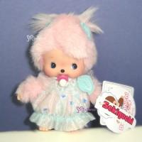 Bebichhichi Plush Lace Dress Doll BBCC Shell Blue 235590