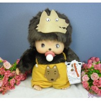 Bebichhichi L Size Plush BBCC Fairy Tale Red Hat Wolf Boy 235750