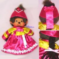 Monchhichi S Size Korea Traditional Korean Dress MCC 236220