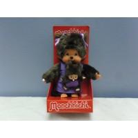 Monchhichi S Size Mother Care MCC Purple 236490