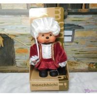 Monchhichi Plush S Size 19cm Music Composer - Mozart 237840
