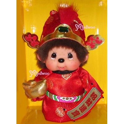 Sekiguchi Monchhichi Taiwan NEW Year Limited Money God 237970
