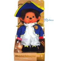 Monchhichi S Size Plush Sekiguchi MCC France Napoleon 237980