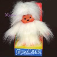 Monchhichi S Size Plush Mon Musu MCC White 239370