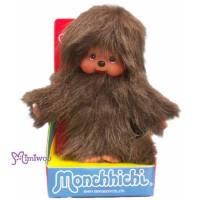 Monchhichi S Size Plush Mon Musu MCC Brown 239380