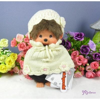 Sekiguchi Monchhichi S Size Dressed Sweater Cap Duffel Girl 239720