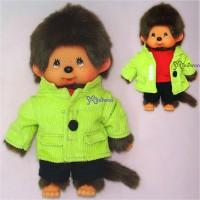 Monchhichi S Size Dressed Corduroy Jacket Boy 239870