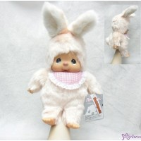 Monchhichi Friend 29cm Hand Puppet MCC Plush Toys - Bunny 242200